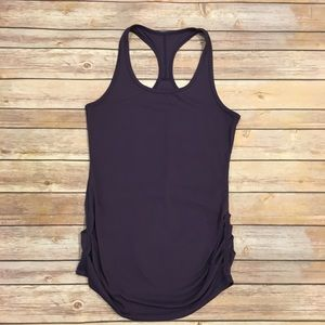 Karma Workout Tank Top Purple